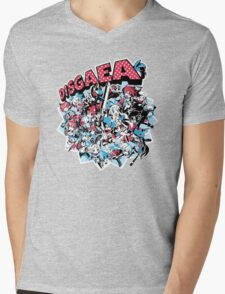 Disgaea Mens V-Neck T-Shirt