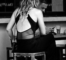 Beautiful Back by Mick Kupresanin
