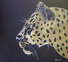 Leopard by Riana222