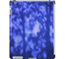 Blue Autumn iPad Case/Skin