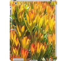 Yellow And Green Summer iPad Case/Skin