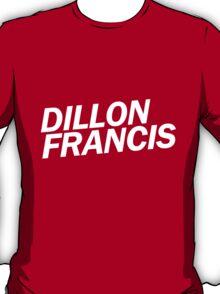 Dillon Francis Name T-Shirt