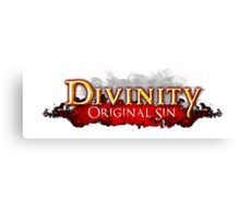 Divinity - Original Sin Canvas Print