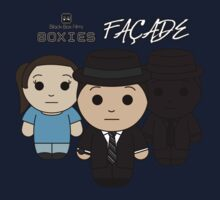 Facade - Black Box Films: BOXIES Kids Tee