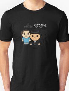 Facade - Black Box Films: BOXIES Unisex T-Shirt