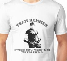 TEAM HAMMER Unisex T-Shirt