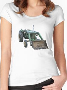 Tractor Women's Fitted Scoop T-Shirt