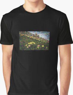 York Daffodils Machine Dreams Graphic T-Shirt
