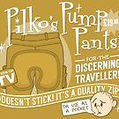 Pilko's Pump Pants by oneskillwonder