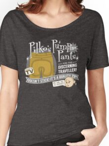 Pilko's Pump Pants Women's Relaxed Fit T-Shirt