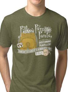Pilko's Pump Pants Tri-blend T-Shirt