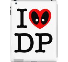 I Heart DP iPad Case/Skin