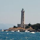 The Lighthouse of Gytheio by elenkalo