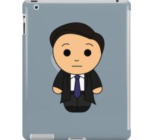 Agent H (Tangled Wire) - Black Box Films: BOXIES iPad Case/Skin
