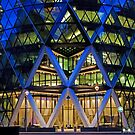 Close and Personal - The Gherkin by Pete5D
