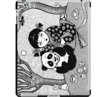 My Little Panda iPad Case/Skin