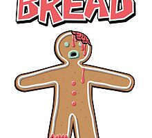 The Walking Dead GingerBread Man Zombie by Creative Spectator
