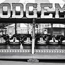 Dodgems by John Burtoft