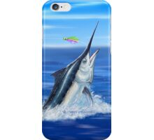 Black Marlin iPhone Case/Skin