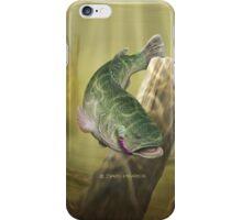 Murray Magic iPhone Case/Skin