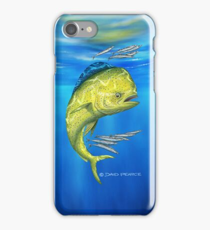 Mahi Mahi iPhone Case/Skin
