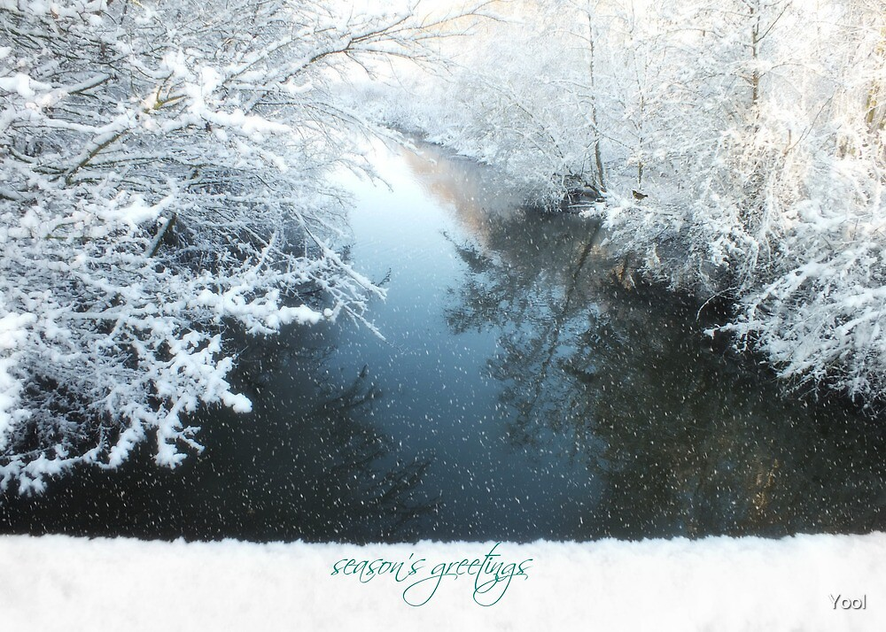 Season's Greetings by Yool