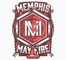 Memphis May Fire Shield Unisex T-Shirt