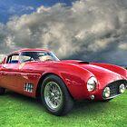 1956 Ferrari 250 GT Competizione Berlinetta by John E Adams