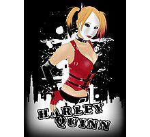 Harley Quinn Photographic Print