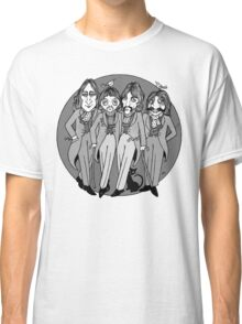 The Gentlemen of Abbey Road (Tee) Classic T-Shirt