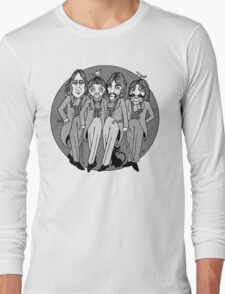 The Gentlemen of Abbey Road (Tee) Long Sleeve T-Shirt