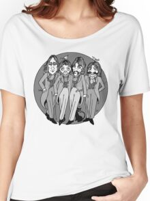 The Gentlemen of Abbey Road (Tee) Women's Relaxed Fit T-Shirt