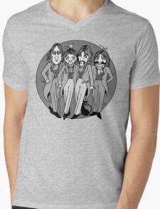 The Gentlemen of Abbey Road (Tee) Mens V-Neck T-Shirt