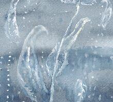 Snowflower by George Coombs