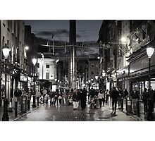 Earl Street North Photographic Print