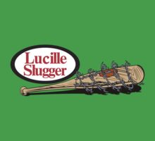 Walking dead comic Lucille Slugger by Tardis53