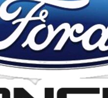 Ford Ranger Sticker