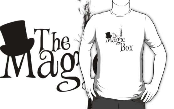 The Magic Box Logo by UtherPendragon