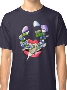Music over my lips Classic T-Shirt