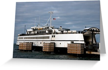Ferry Life by phil decocco