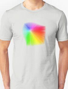 vector field colour wheel T-Shirt
