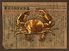 The Golden Crab  by Terry  Fan