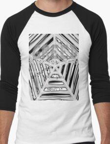 No Matter How You Spin It Men's Baseball ¾ T-Shirt