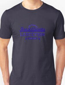 Captain Loki Laufeyson Jotunheim Frost Giants T-Shirt
