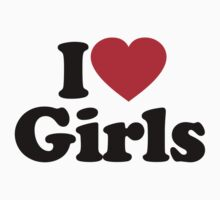 I Love Girls		 by iheart
