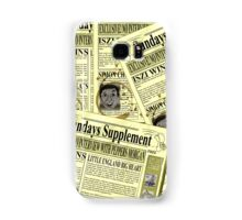 Sundays Supplement Official Tee Samsung Galaxy Case/Skin