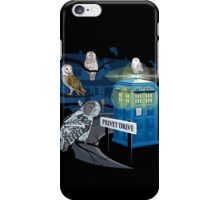Hedwig Says Who! iPhone Case/Skin