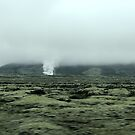 Lava Fields by stevenajbeijer