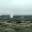 Lava Fields by stevenajbeijer
