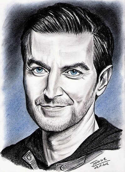 Richard Armitage, NY by jos2507